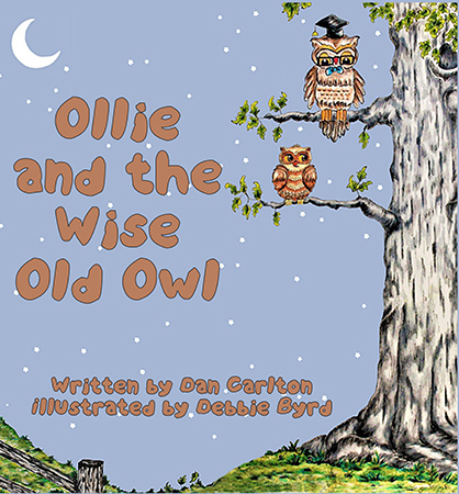 Book Review: Ollie and the Wise Old Owl