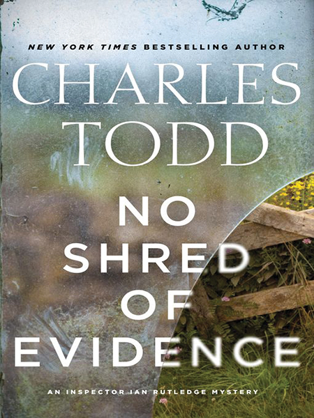 Book Review: No Shred of Evidence