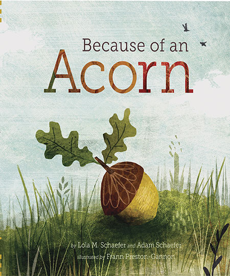 Book Review: Because of an Acorn