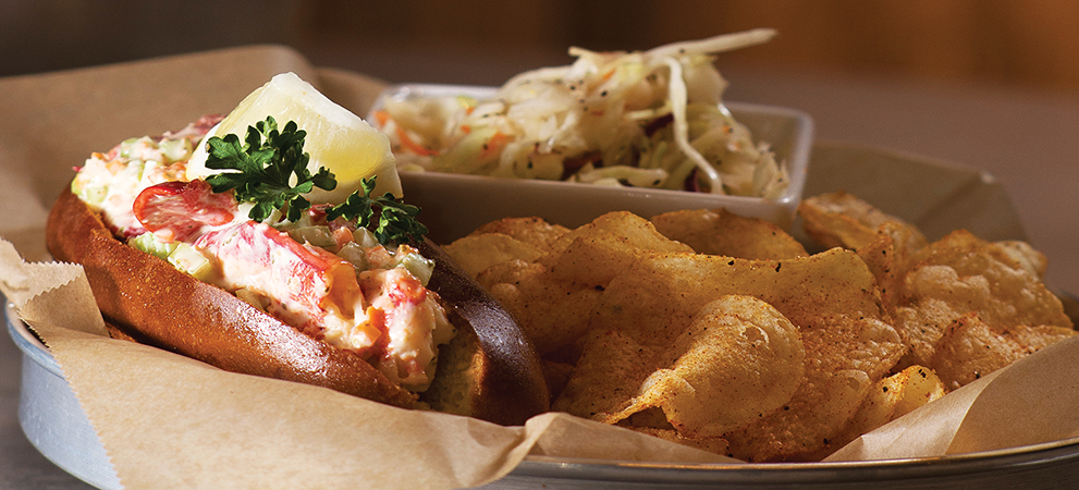The Big Ketch: Chilled Lobster Roll