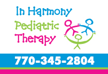 In Harmony Pediatric Therapy